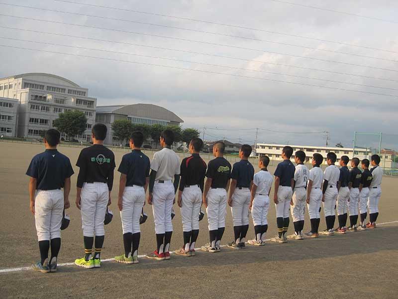 2014年夏高校野球特集!!伊勢崎市立四ツ葉学園中等教育学校 の巻