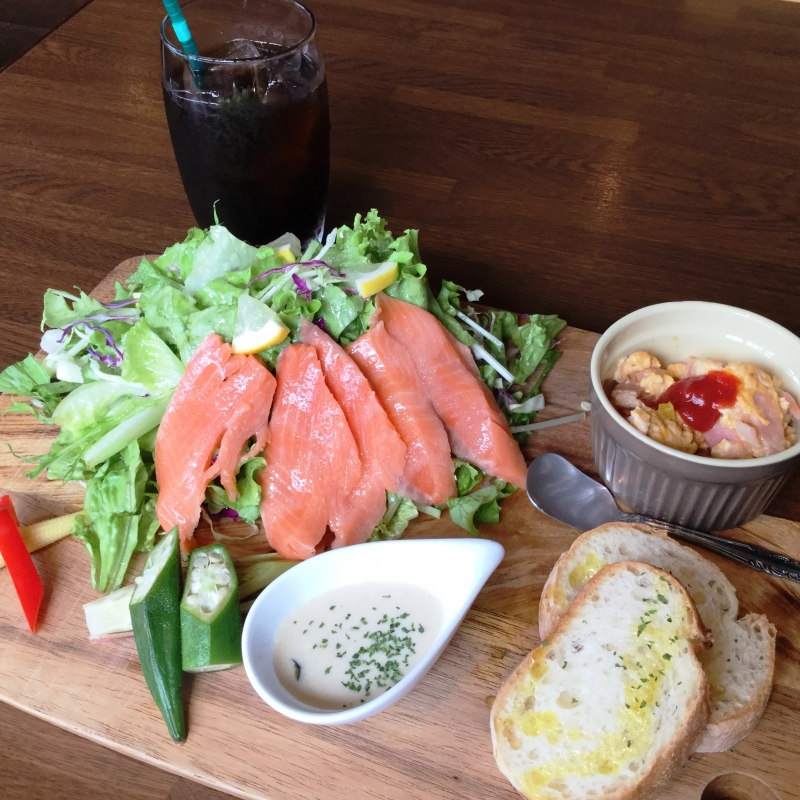 Salad Lunch 980円