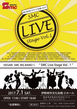SMC Live Stage Vol.1